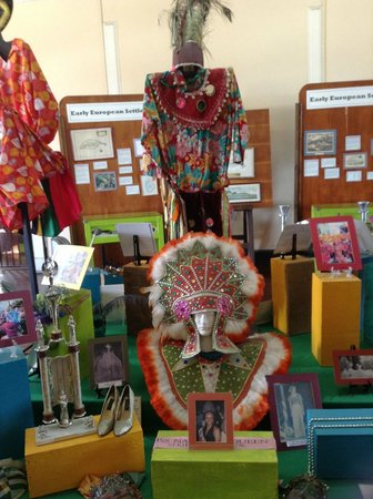 National Museum: The costumes of St. Kitts & Nevis
