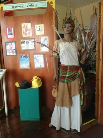National Museum: Costumes