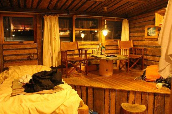 Basecamp Hotel: Room
