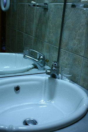 Hotel Bitouni : Μπάνιο