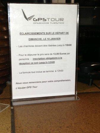 Foya Branca Resort Hotel: Formule non all inclusive!