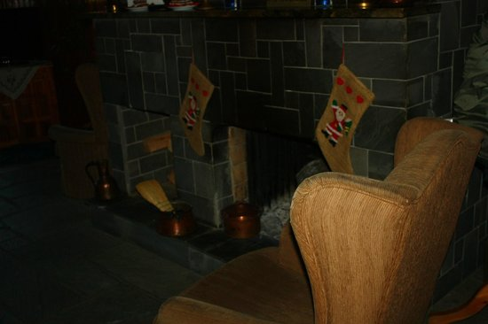 Hotel Bitouni : Σαλόνι