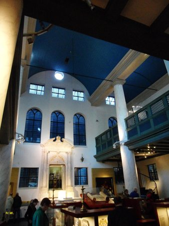Musée historique juif : De Synagoge .