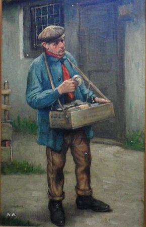 Musée historique juif : De Marskramer .