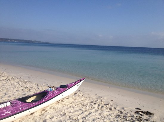 Jervis Bay Kayak & Paddlesports Co: Launching