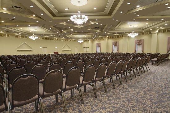 Best Western Plus Winnipeg Airport Hotel : Greenwood Ballroom