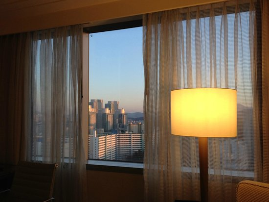 JW Marriott Hotel Seoul : Early morning view