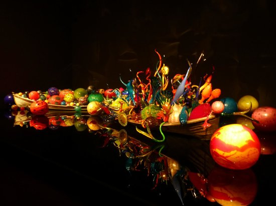 Chihuly Glass Art Picture Of Chihuly Garden And Glass Seattle Tripadvisor