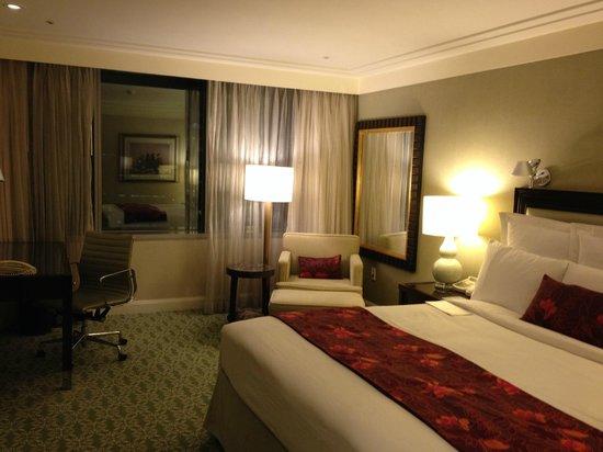 JW Marriott Hotel Seoul : Room