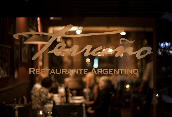Terruño Restaurante Argentino: Terruño, Tradición Argentina