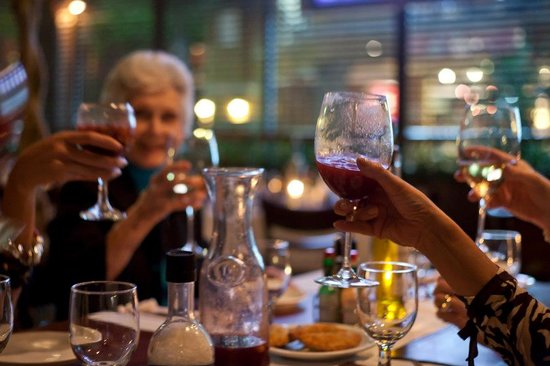 Terruño Restaurante Argentino: Terruño ambience