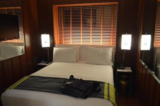 Hudson Hotel New York: Zimmer