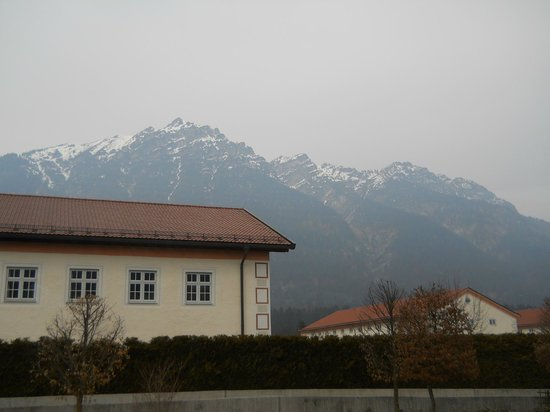 Edelweiss Lodge and Resort: View from hotel