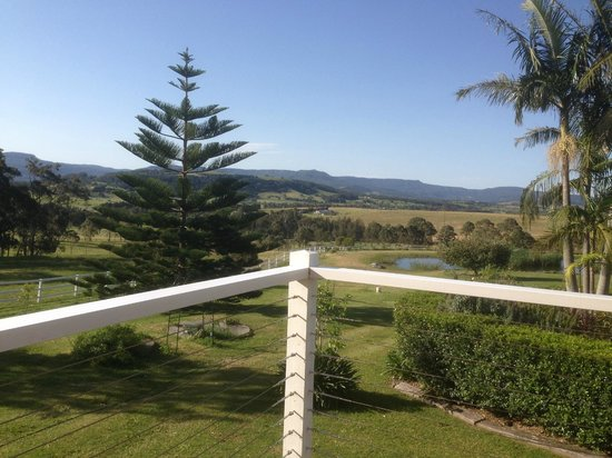 The Lodge - Far Meadow : Views to the North