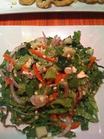 Olives Meze Grill: Greek Salad