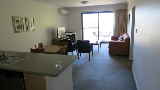 Leisure Inn Spires - Blue Mountains: One Bedroom Suite