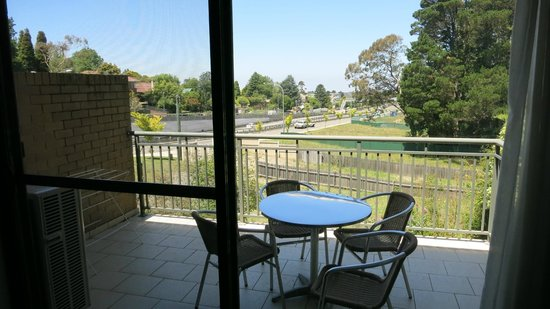 Leisure Inn Spires - Blue Mountains: View of the Great Western Highway
