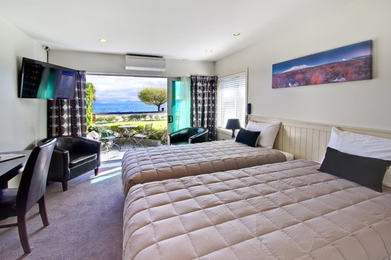 Baywater lakeview motel reviews price comparison for 110 lake terrace taupo