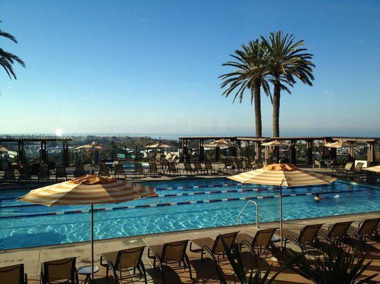 Hotelpool Picture Of Grand Pacific Palisades Resort And