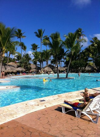 Iberostar Punta Cana: Great weather
