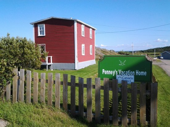 Penney's Vacation Home, Little Seldom, Fogo Island, NL