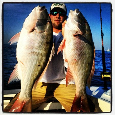 Far Out Fishing Charters: MUTS
