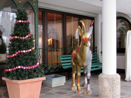 Hotel Plattenhof: Отель