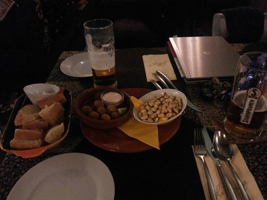 La Boca Restaurant : Starters