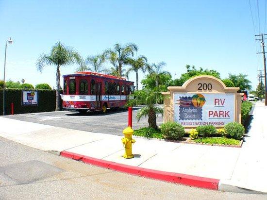 Anaheim RV Park: Worth Finding