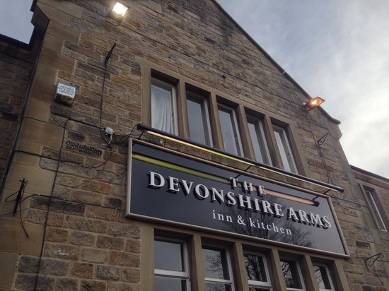 The Devonshire Arms: Love this place!
