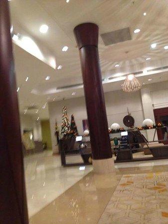 Paris Marriott Charles de Gaulle Airport Hotel : Foyer