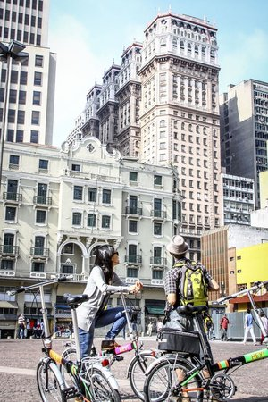 HEY! Sao Paulo - Bike Tours