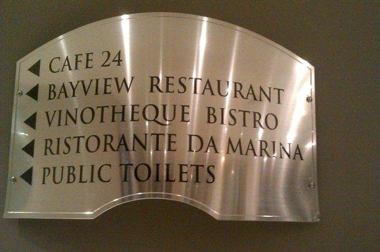 Marina Hotel Corinthia Beach Resort: indication
