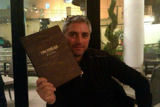 Marina Hotel Corinthia Beach Resort: menu