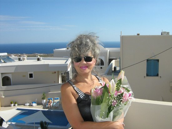 Rena's Rooms & Suites : Unforgettable birthday