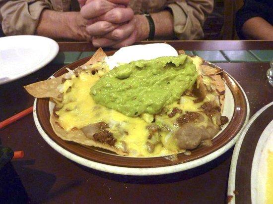 Celia's Mexican Restaurant: Nachos