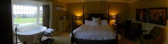 Crown Mansion Boutique Hotel & Villas : Deluxe room
