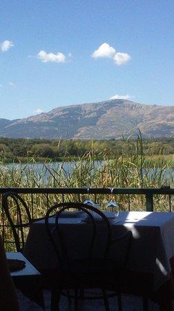El Nautico: Vistas del restaurante
