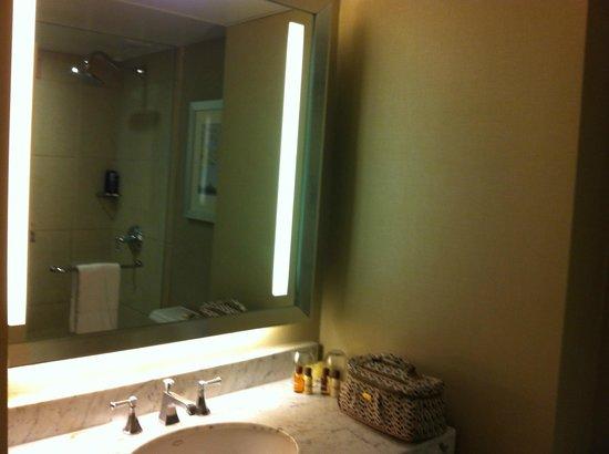 Sheraton New York Times Square Hotel: Banheiro