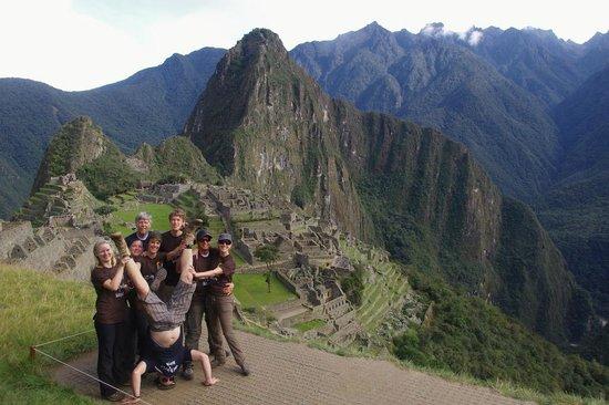 Inti Sun Trek: In MachuPicchu