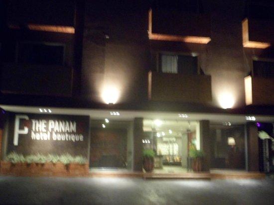 The Panams: EL FRENTE YA SE VE MUY AGRADABLE