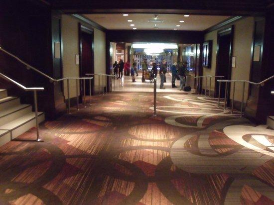Sheraton New York Times Square Hotel: Lobby/Áreas Afins
