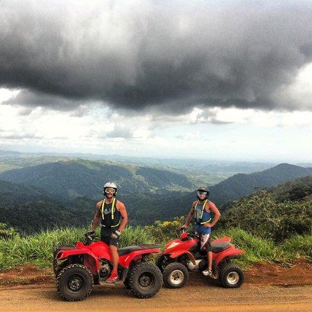 ATV Adventure Tours Costa Rica: Pura Vida