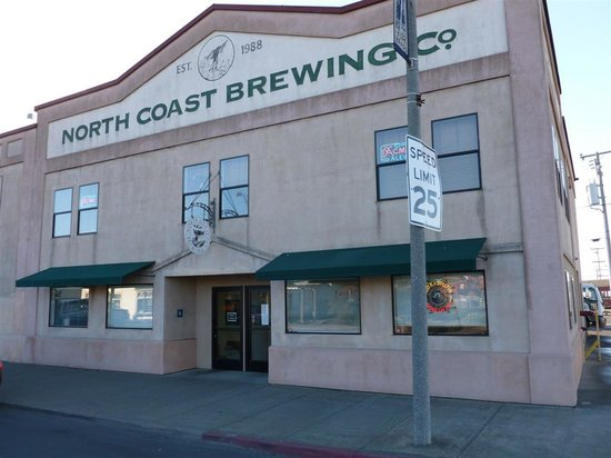 North Coast Brewing Company: Brewery