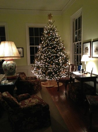 The Rhett House Inn: Rhett House Living Room