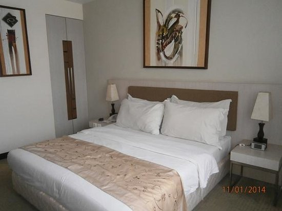 Grand Serela Setiabudhi: Comfortable bed
