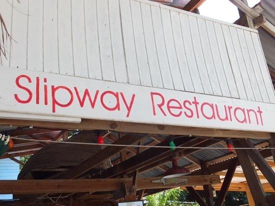 Slipway Restaurant : slipway