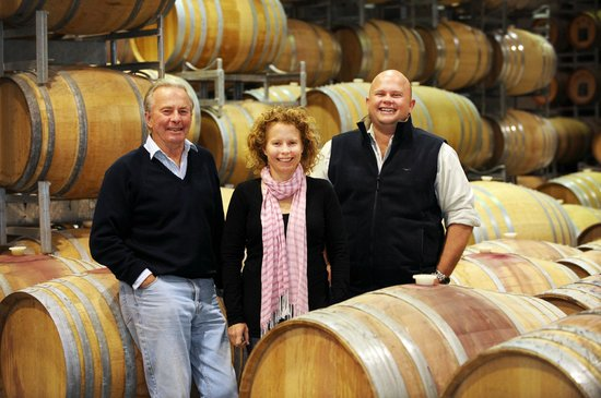 Rymill Coonawarra: The Rymill family