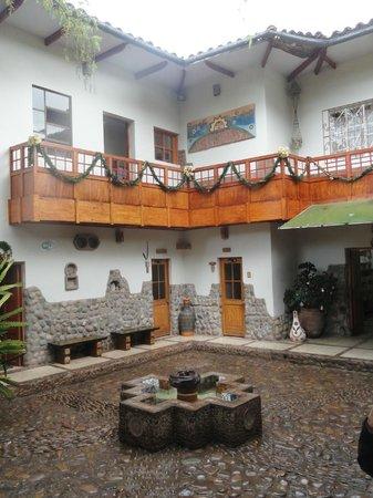 Ceramicas Seminario : The grounds of the studio.