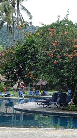 Holiday Resort Lombok: Gardens
